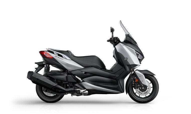 Yamaha X-MAX Blazing Grey