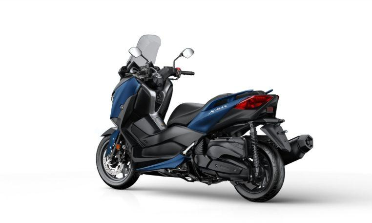 Yamaha X-MAX Phantom Blue