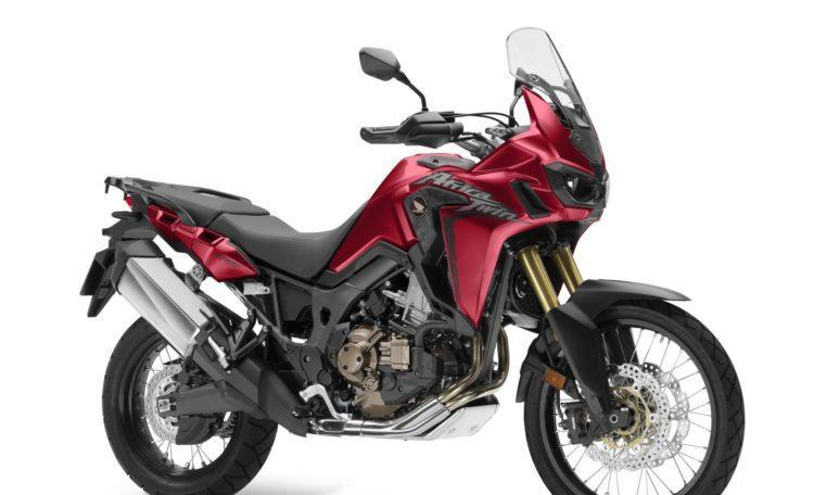 Honda Africa Twin Front Right