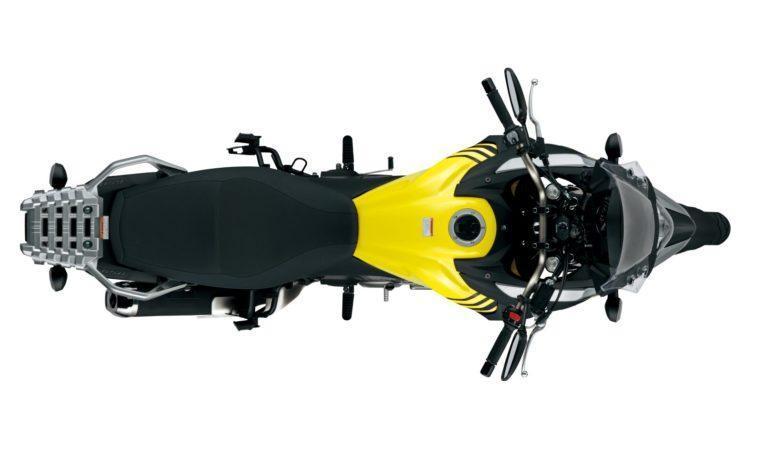 Suzuki V-Strom 650 Top