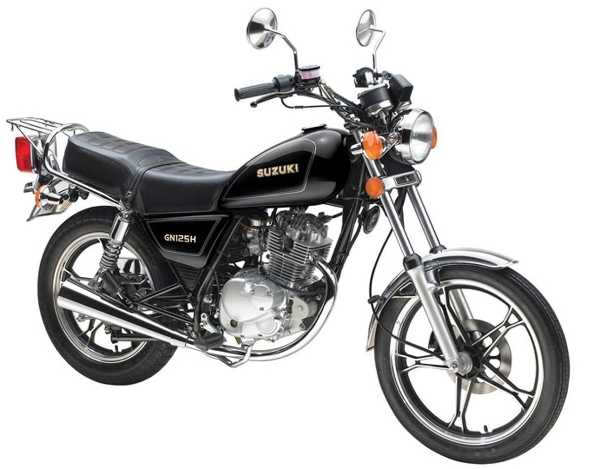 Suzuki GN 125 Technical Specifications