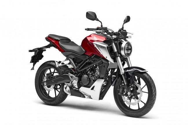 Honda Cb125r Moto 4u Motorcycles Scooters Specialists Dublin