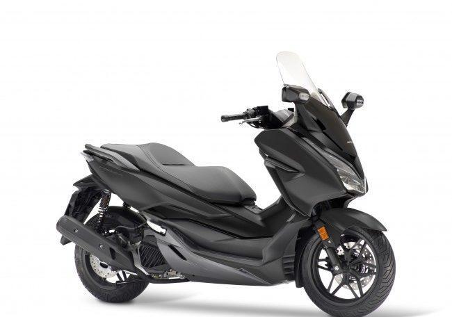 Honda Forza 125 Moto 4u Motorcycles Scooters Specialists Dublin