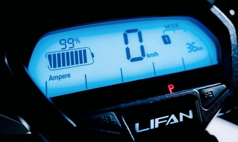 Bosch Range Top >> Lifan E3 ECOBIKE Electric Scooter - Moto 4U - Motorcycles ...